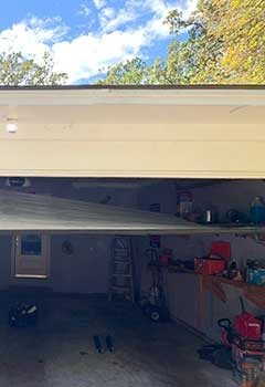 Track Replacement For Garage Door In Centerville